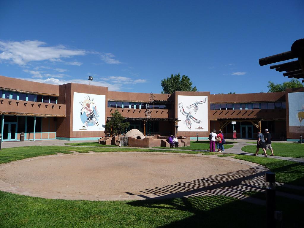 Acoma Pueblo Visitor Center