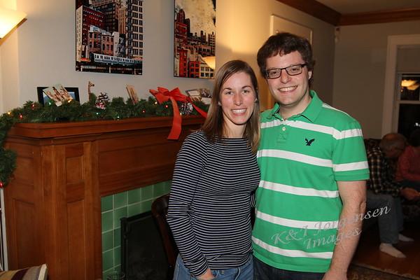 Alex & Gareth's Christmas Party - Dec 2017