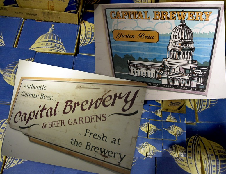 Capital Brewery in Madison has a very informative and tasty tour on Saturdays.