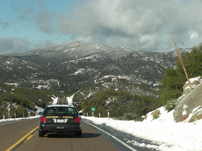 Saturday morning scenic ride. January 23, 2010