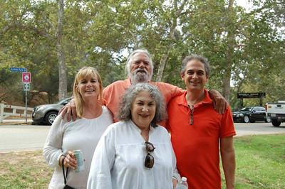 Judy Coleman, Astrid Schwartz, Jerry King & Michael Schwartz