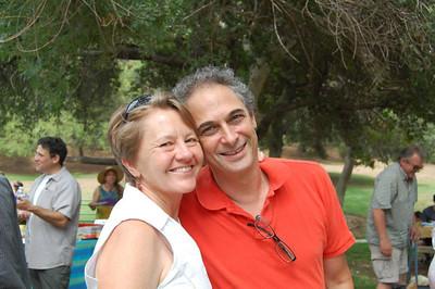 Becky Butler, Michael Schwartz