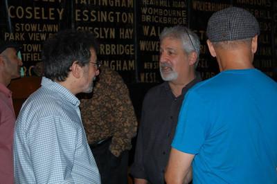 David Olsher, Joel Rigler Dean Katz