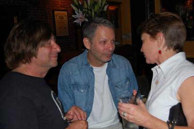 Jason Goodman, Eric Handel, Becky Butler