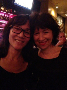 Tracy Wong McGrath and Lori Karny