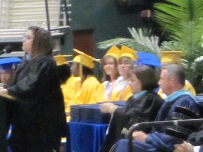 Amelia Graduates