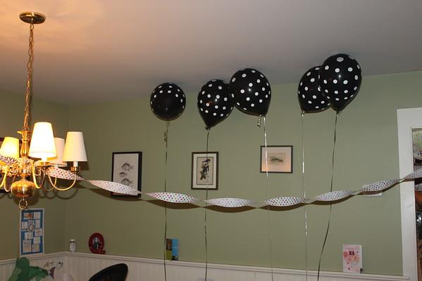 Amelia's 13th Birthday Party