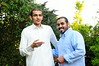 Mohammed and Thabit