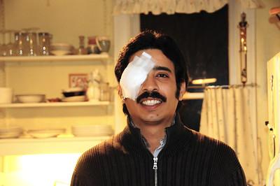 Eye surgery - February 14, 2012