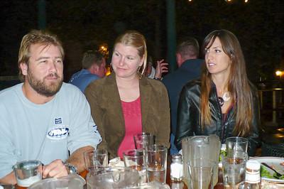 Colin, Trisha, Kristin