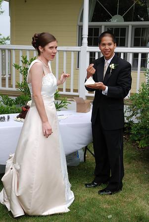 Amy & Richard 2009
