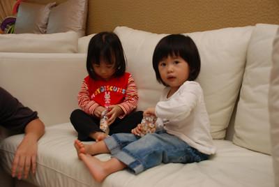 倩盈生日Party(2009年10月18日)