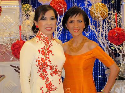 Anh Minh & Dieu 's 30th Wedding Anniversary - Jan 5, 2013