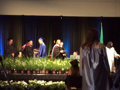 Sasha's Graduation, 2015