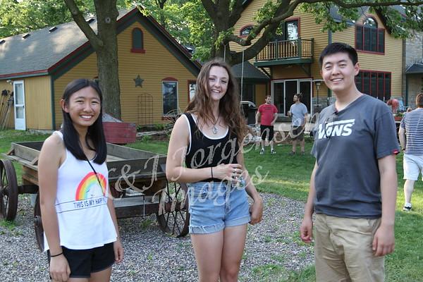 Annika's Grad Party - Jun 2017
