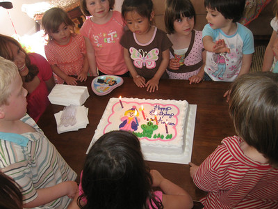 April 2009 - Andrea's Birthday Party