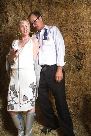 Arann and Paige - Photo Booth