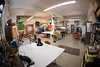 Ari's studio