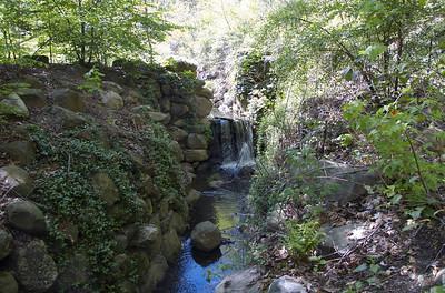 Prospect Park: Waterfall