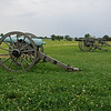 Confederate Battery supporting Pickett's Charge