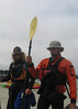 Lucas and Cameron, Monterey Bay kyaking guides, August, 2011