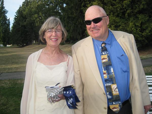 Ashleigh & Preston's Wedding