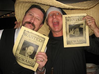 Lee n Eric's 44th 2009 Wild Wild West