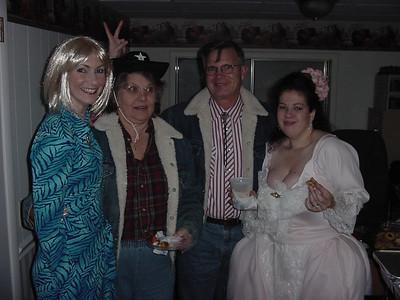 Mel Brooks Party 2004 L n E Birthday
