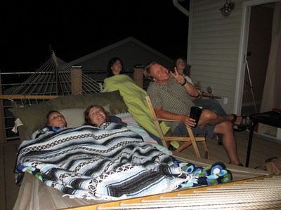 2012 Perseid Meteor Watching