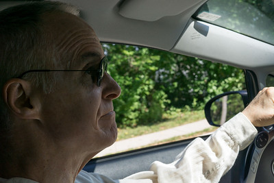 Brian's driving us to Washington and a couple of museums.
