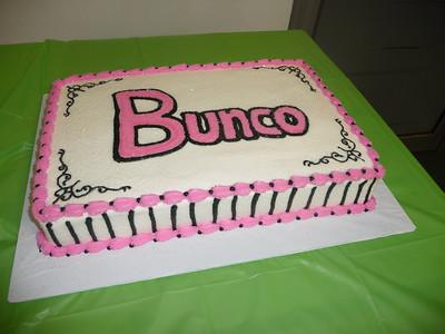 August Putt Putt Bunco 2011