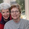 Sisters Sarah Haynes Sweitzer & Rebecca Haynes Bordas