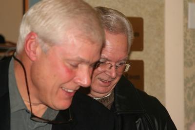 Allen Morris, Joe Gillooly