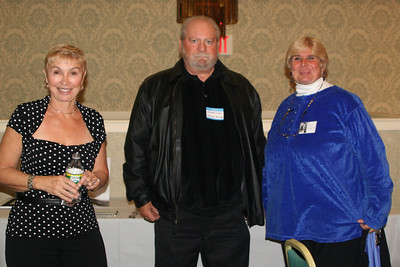 Suzie (Pope) Audette, Leonard Colton, Virginia (Senechal) Colton