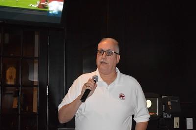 Cary Clark speaking