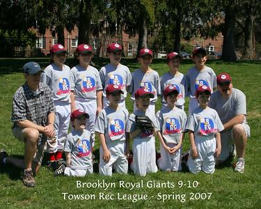 BRG Baseball