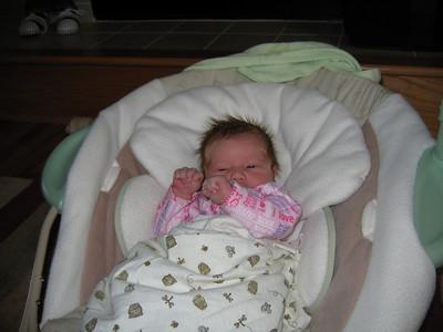 Elodie (Matt and Jamie's baby)