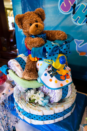Baby Chu Shower