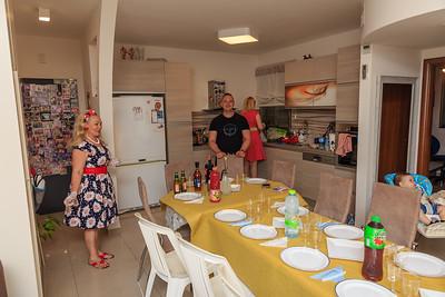 Back to 60s party - Angela & Edik