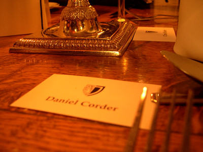 Balliol Dinner