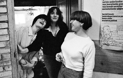 Pascale, Birre en Judith.