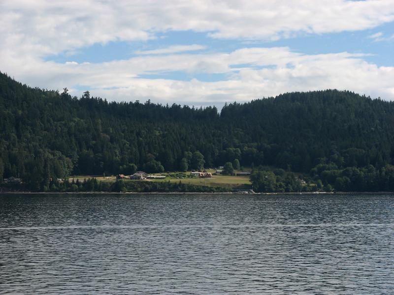 Barnabas on Keats Island