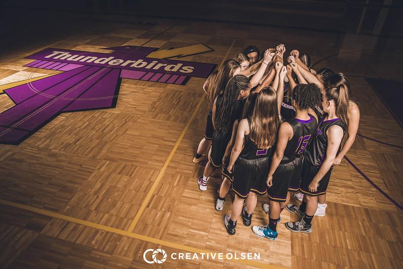112716 Bellevue West High School Girls Basketball