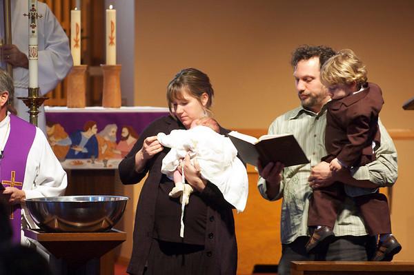 Bellino Baptism
