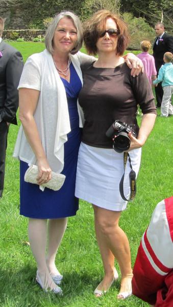 Linda & Corinna