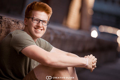 082317 Ben Foley Senior Portrait Session Creative Olsen