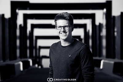 082317 Ben Foley Senior Portrait Session Creative Olsen