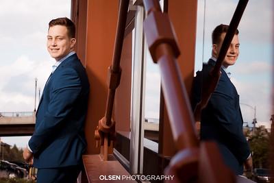 051219 Ben Jacobson Senior Photography Session Omaha, Nebraska Olsen Photography Nate Olsen