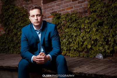 051219 Ben Jacobson Senior Photography Session Omaha, Nebraska Olsen Photography Nate Olsen
