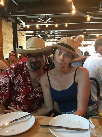 Ben and Heather